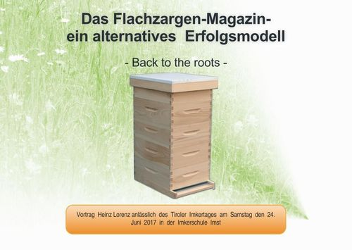 Onlineversion,,Das Flachzargen-Magazin""
